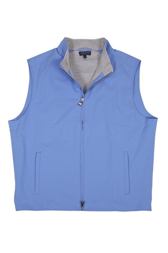 Peter Millar Crown Crafted Blue Stealth Vest