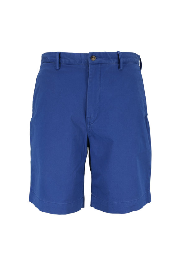 Polo Ralph Lauren Royal Blue Twill Classic Shorts