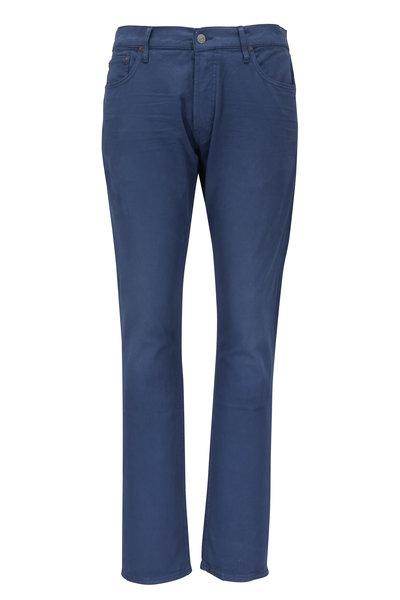 Polo Ralph Lauren - Sullivan Navy Blue Twill Slim Pant