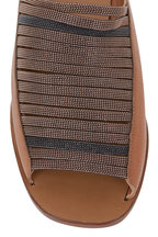 Brunello Cucinelli - Luggage Multi Monili Strap Slide