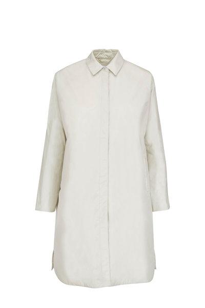 Aspesi - Ciambella Taupe Insulated Coat