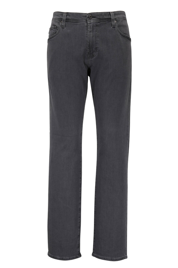 AG The Graduate Super Nova Gray Tailored Leg Jean