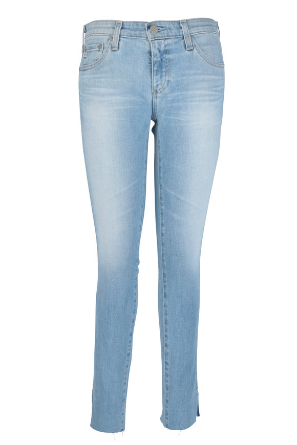 AG Super Skinny 27 Years Aversions Ankle Jean