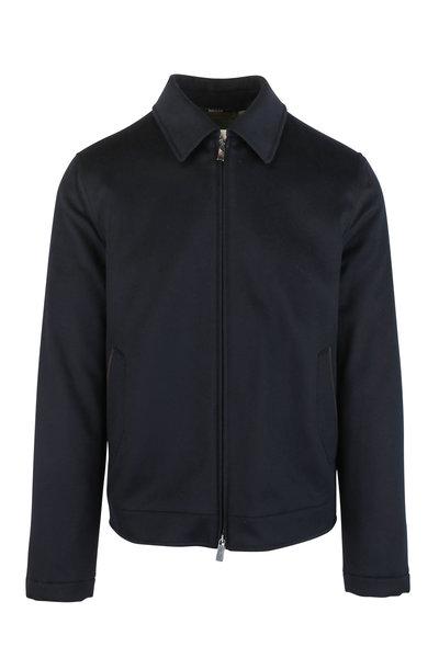 Ermenegildo Zegna - Navy Blue Cashmere Jacket