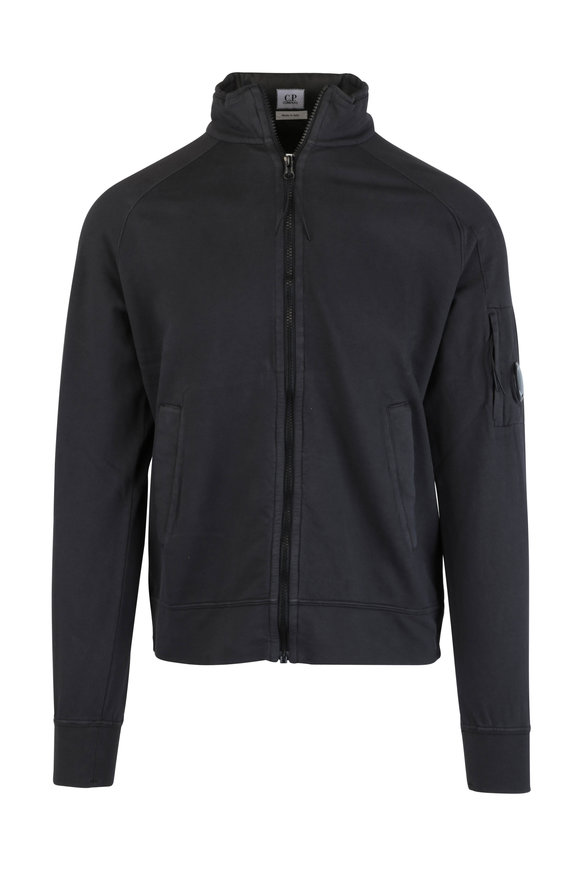 CP Company Black Fleece Zip Jacket