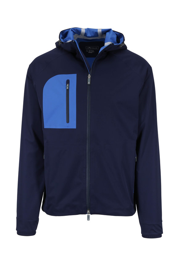 Peter Millar Crown Sport Active Navy Jacket