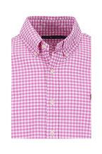 Polo Ralph Lauren - Pink & White Check Cotton Sport Shirt