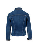 L'Agence - Janelle Slim Fit Jean Jacket