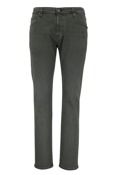AG - The Tellis Dusty Green Modern Slim Jean