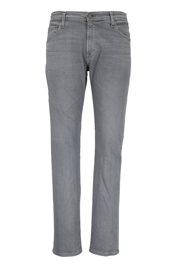 AG - Adriano Goldschmied The Tellis Gray Modern Slim Jean