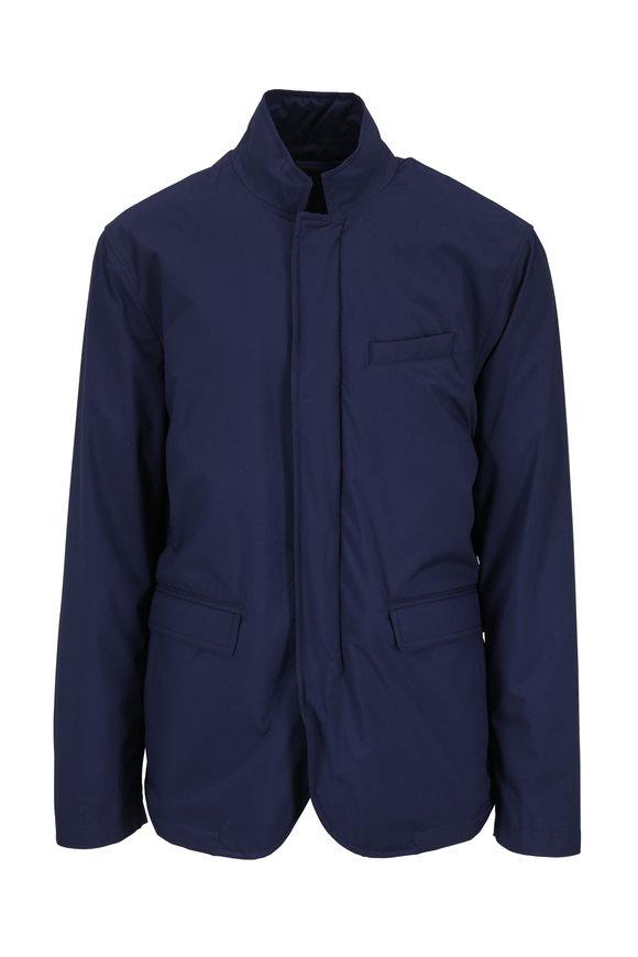 Peter Millar Summer Flex Navy Blue Jacket