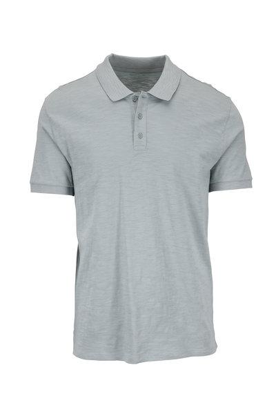 Vince - Mint Cotton Polo