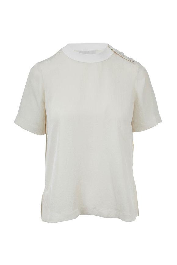 Rag & Bone Aiden Antique White T-Shirt