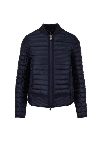 Bogner - Ada Navy Quilted Puffer Jacket