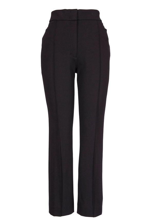 Dorothee Schumacher Emotional Essence Black Pintuck Pant