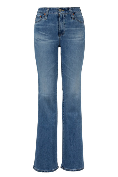 AG - Adriano Goldschmied - The Quinne High-Rise Flare Jean