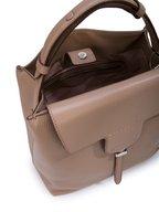 Tod's - New Joy Tobacco Leather Medium Tote Bag