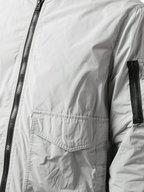 Belstaff - Barham Moonshine Beige Bomber Jacket