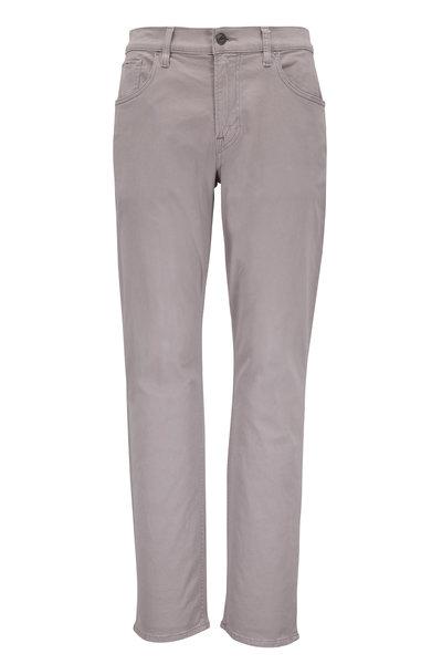 Hudson Clothing - Blake Light Gray Slim Straight Jean