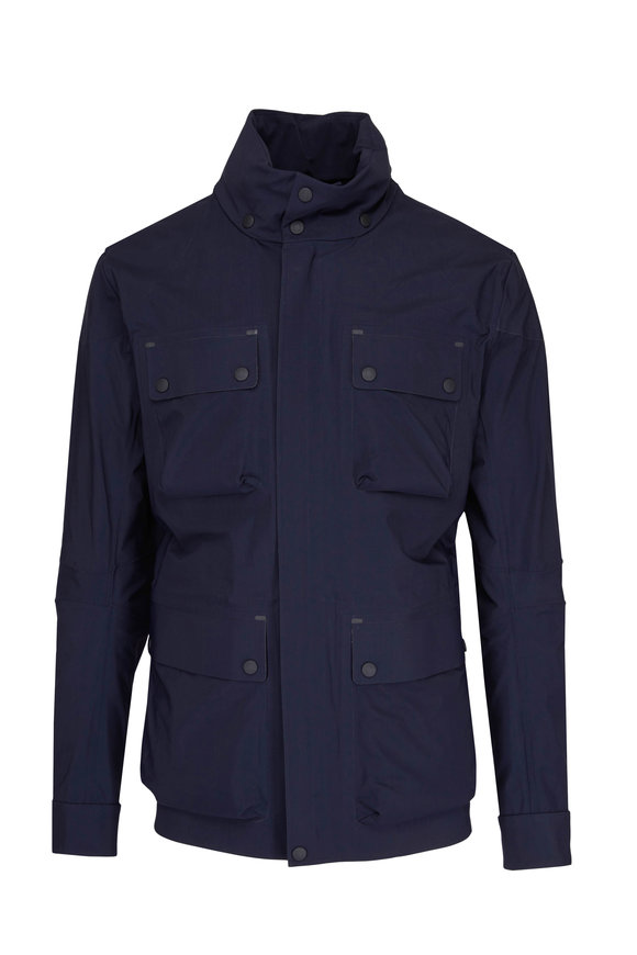 Belstaff Trialmaster Origins Navy Jacket