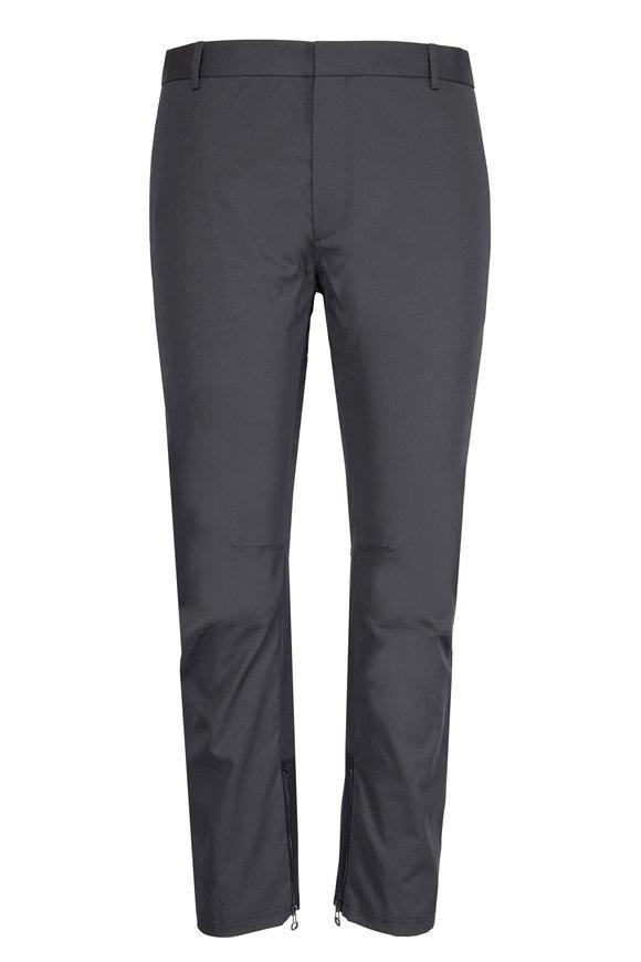 Lanvin Dark Grey Biker Pant