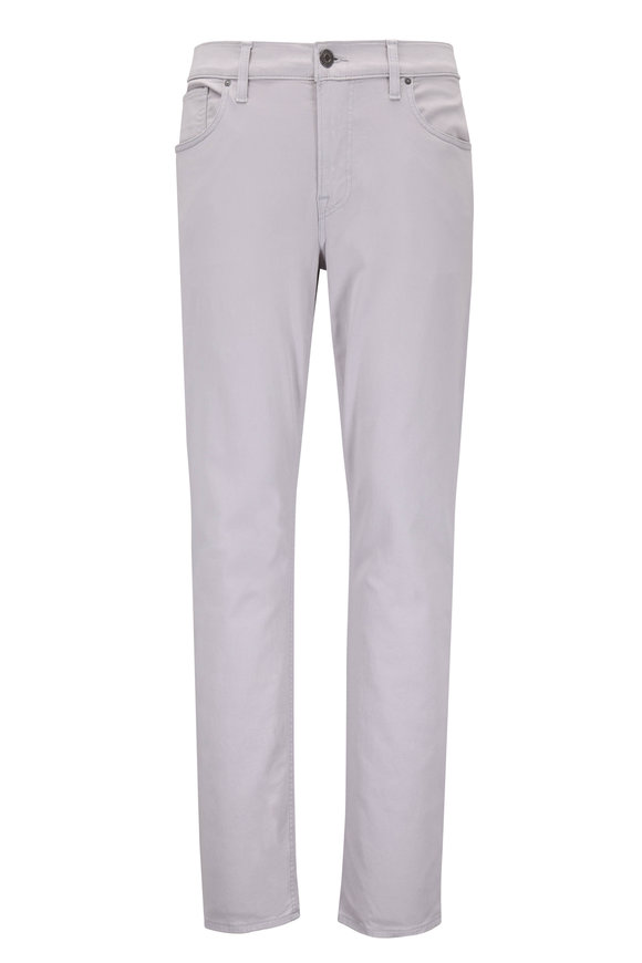 Hudson Clothing Blake Pearl Blue Slim Straight Jean