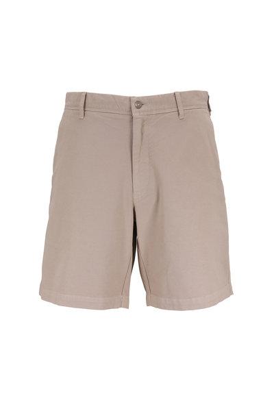 Peter Millar - Khaki Canvas Shorts