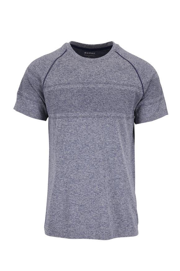 Rhone Apparel Method Navy Short Sleeve T-Shirt