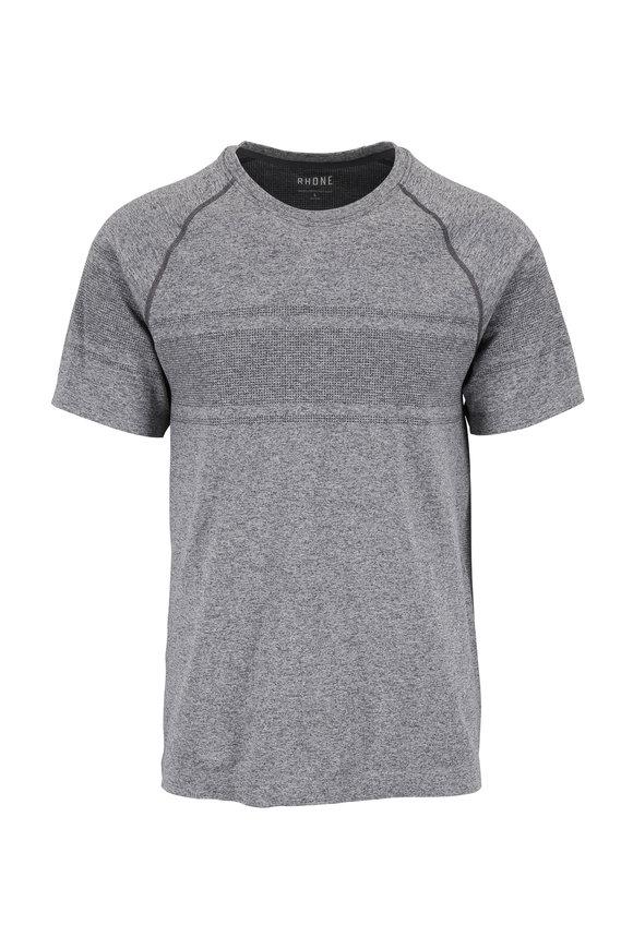 Rhone Apparel Method Asphalt Short Sleeve T-Shirt