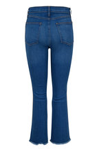Veronica Beard - Carolyn Jagger Tux Striped Baby Boot Jean