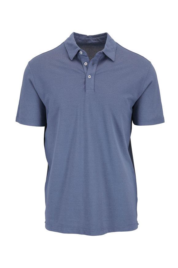 Altea Blue Fresh Touch Cotton Polo