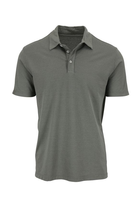Altea Olive Fresh Touch Cotton Polo