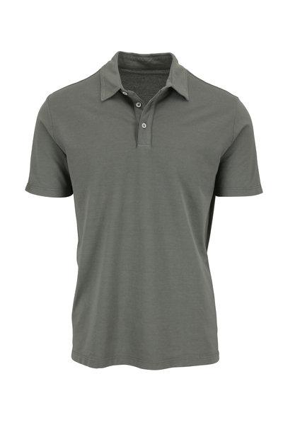 Altea - Olive Fresh Touch Cotton Polo