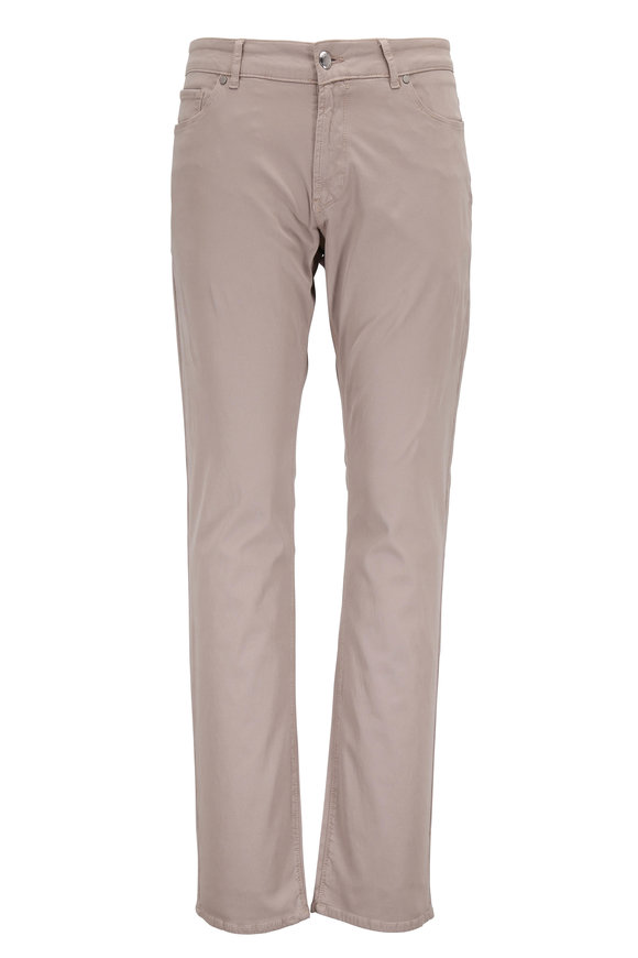 Peter Millar Wayfair Khaki Five Pocket Pant