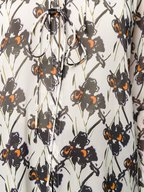Dorothee Schumacher - Caribbean Gardens Cream Printed Tunic