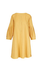Dorothee Schumacher - Papertouch Ease Honey Yellow Dress
