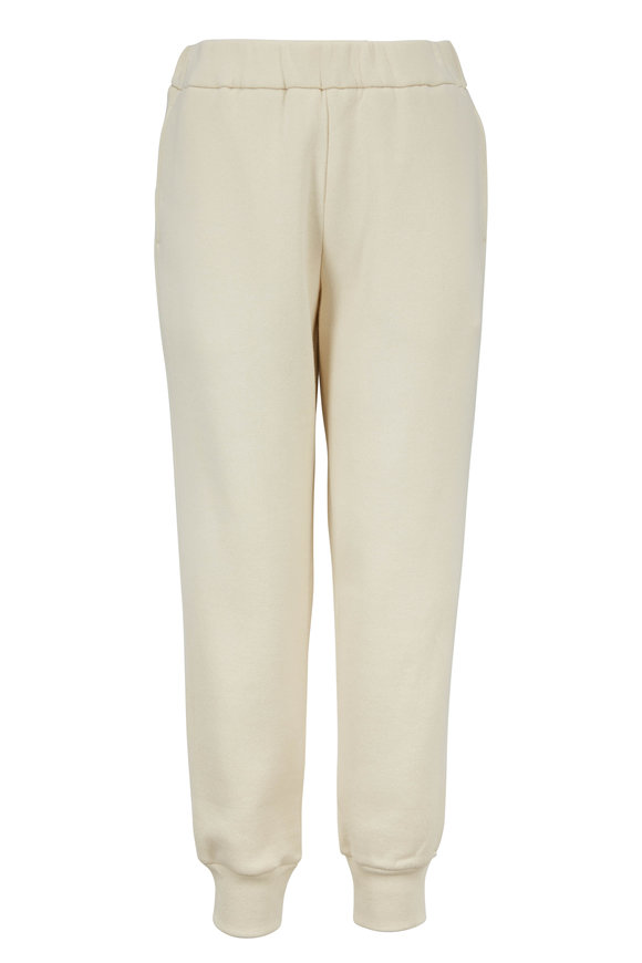 The Row Angeles Natural Jogger Pant