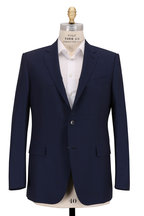 Ermenegildo Zegna - Leggerissimo Navy Blue Wool & Silk Suit