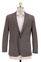 Peter Millar - La Jolla Soft Brown Jersey Soft Jacket