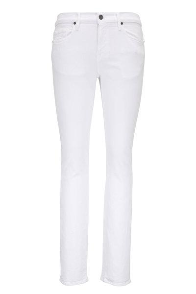 Frame - L'Homme White Slim Fit Jean