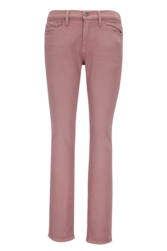 Frame L'Homme Lilac Slim Jean