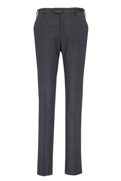 PT Torino - Light Gray Melange Slim Fit Pant