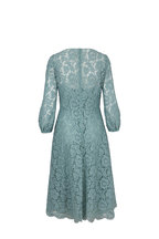 Valentino - Dew Lace Long Sleeve Dress