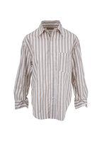 Citizens of Humanity - Kayla Havana Striped Button Down Shirt