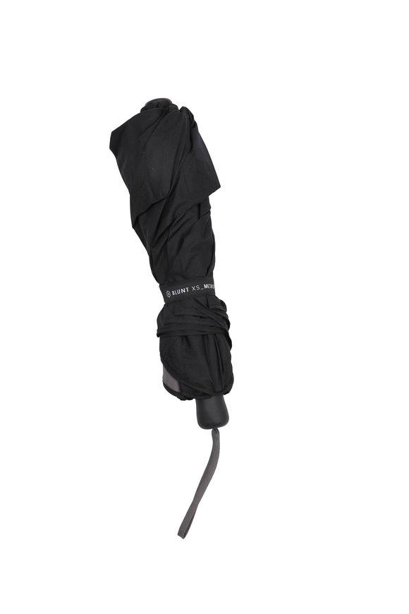 Blunt Metro Black Collapsible Umbrella