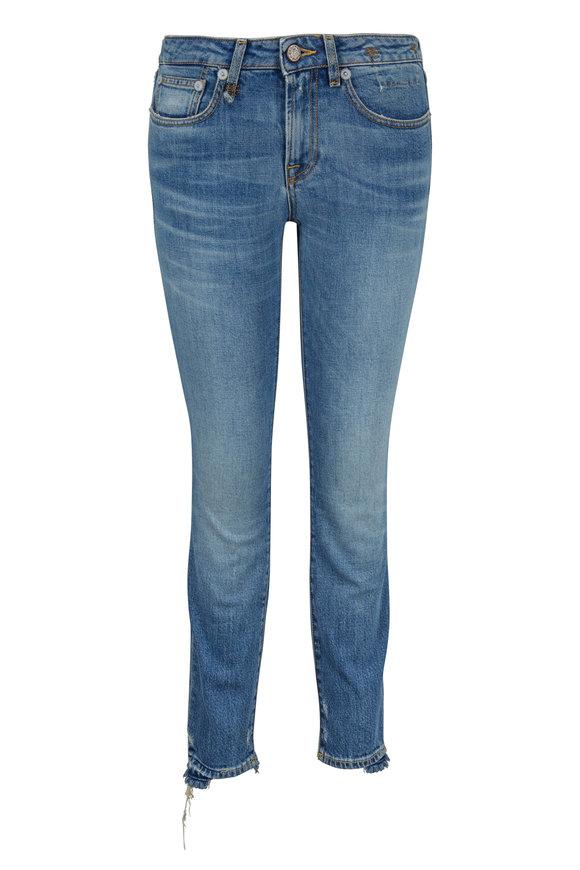 R13 Alison Parker Skinny Cropped Jean