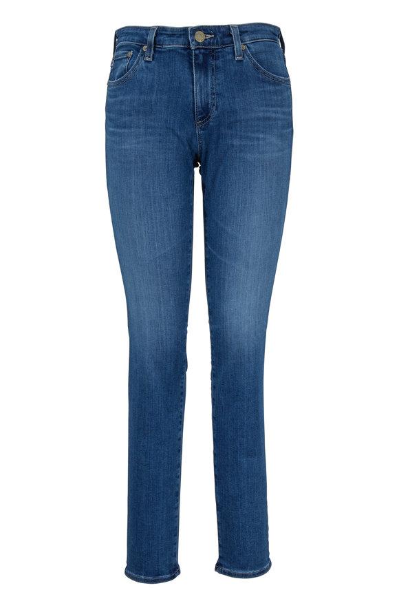The Prima Cigarette Leg Jean