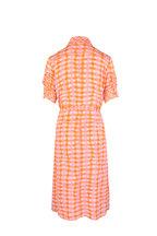 Altuzarra - Tropicana Plaid Silk Shirtdress