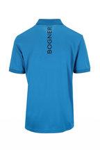 Bogner - Daniel Petrol Blue De Luxe Polo