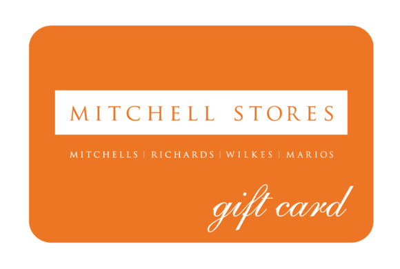 Mitchell Stores Gift Card